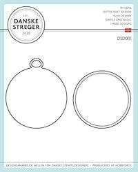 DSD001Dies Hänge med infattning