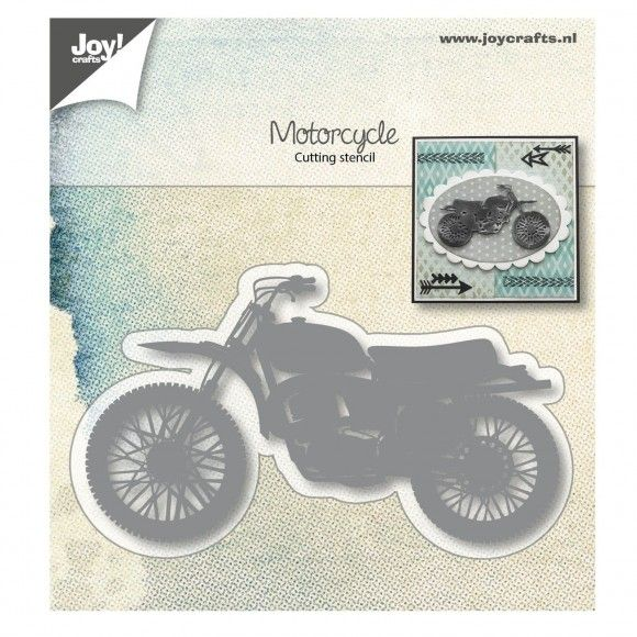 6002-1998 Dies Motorcykel cross