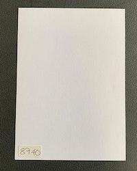 558740 Papper Matt yta Vit