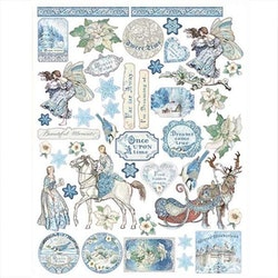 DFLDC17Stamperia Winter Tales Die Cuts