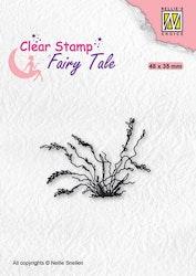 FTCS027 Clearstamp Tale Herbs