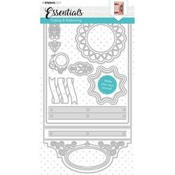 STENCILSL341DIES Journal Essentials