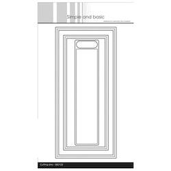 SBD123DIES Frames - Slimcard + Tag