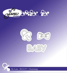 BLS1157Clearstamp  Baby