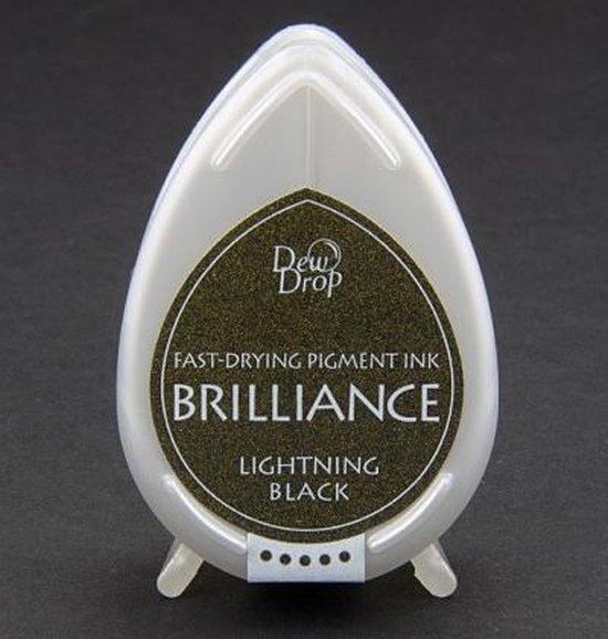 BD-095DYNA Brilliance lightning Black