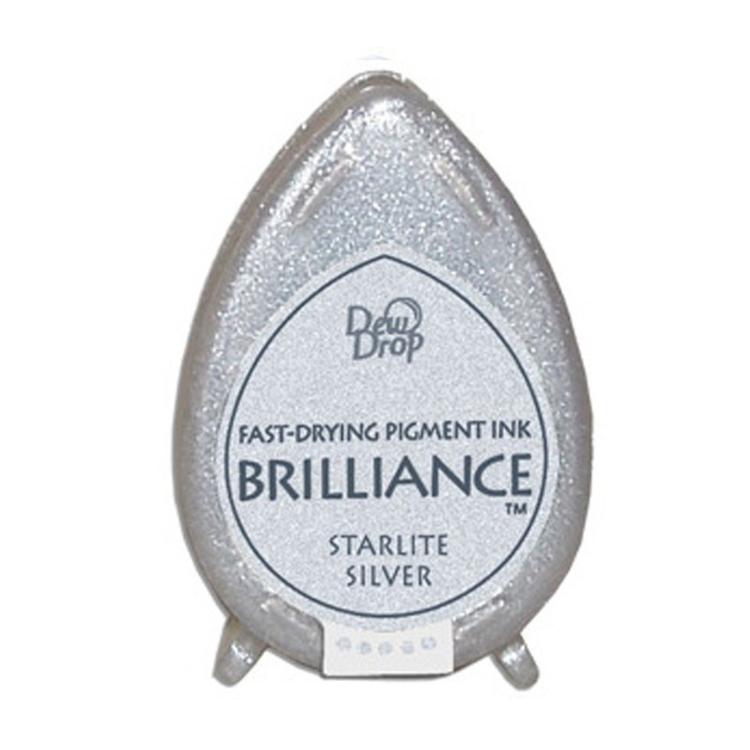BD-093DYNA Brilliance Starlite Silver