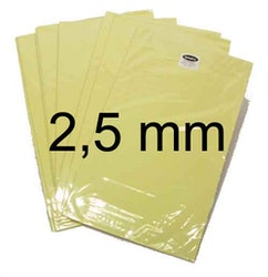 5975-3D Foam 2,5 mm hel platta Dubbelhäftande A4