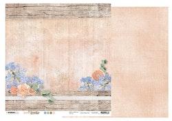 SCRAPSUB83 Pappersark 30,5 x 30,5 cm