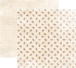 RP0339 Papper 30,5 x 30,5 cm Teddy Bear 3 st ark