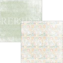 RP0313 Papper 30,5 x 30,5 cm FIKA