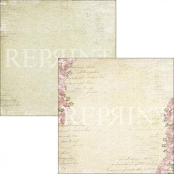 RP0319 Papper 30,5 x 30,5 cm Music and Roses
