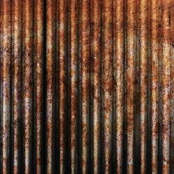 PF163BLOCK Rusty Metal 15 x 15 cm 24 ark