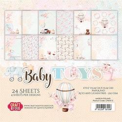 CPB-BT15BLOCK Baby Toys 15 x 15 cm