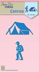 SDB047DIES Camping