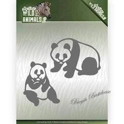 ADD10180DIES Panda Bear