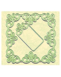 459906DIES  Leane Frame Square Lace