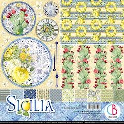 CBT033BLOCK  Sicilia 12 x 12 inch