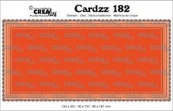 CLCZ182 DIES Slimcard kortbas