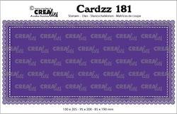 CLCZ181 DIES Slimcard kortbas