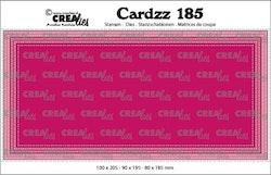 CLCZ185 DIES Slimcard kortbas