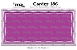 CLCZ186 DIES Slimcard kortbas