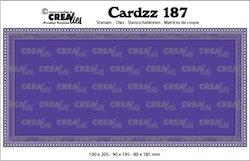 CLCZ187 DIES Slimcard kortbas