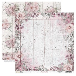 DRAG-02SCRAPBOYS Dream Garden Pappersark 30,5 x 30,5 cm