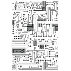 665372embossingfolder Circuit