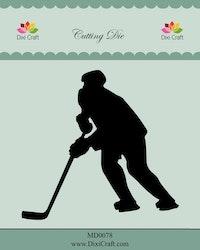 MD0079Dies Hockey spelare