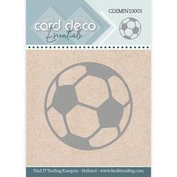 CDEMIN10003Dies Fotboll