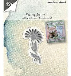 6002-1092 Dies Sunny Flower