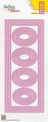 MFD141DIES Slimline oval