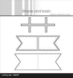 SDB097 Dies Simple&basic  Flaggor