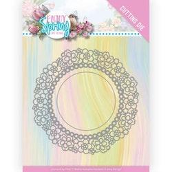 ADD10238DIES Flower Circle