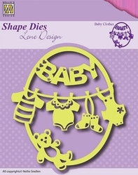 SDL012DIES Baby Clothes