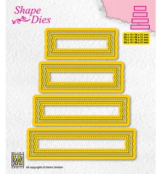 SD203DIES Nellie set of 4 tags - 2