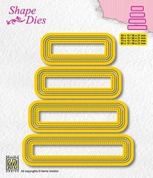 SD204DIES Nellie set of 4 tags - 3