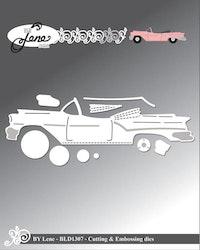 BLD1307 DIES American car -2