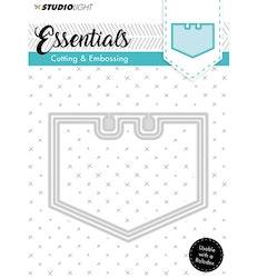 STENCILSL122DIES  Essentials Happymade