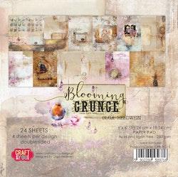 CPB-BG15BLOCK Blooming Grunge