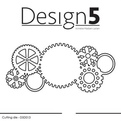 D5D013 DIES  Gears