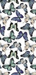 2021-2044PAPPER  Lazerdesign Slimcard Fjärilar