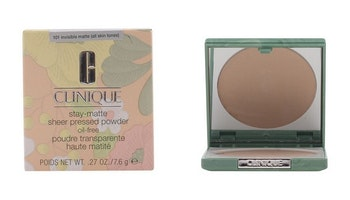 Compact Powders Stay Matte Clinique