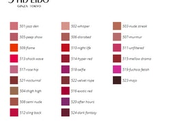 Läppstift Modernmatte Powder Shiseido