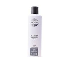 Volumising Shampoo System 2 Nioxin