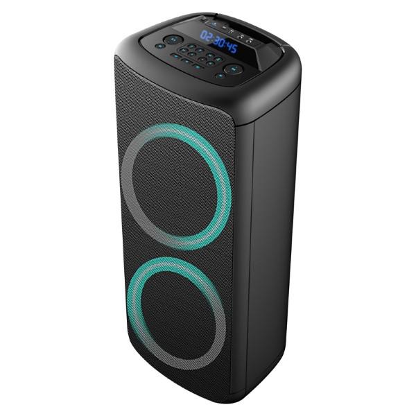 Bluetooth Högtalare Denver Electronics 72W Svart