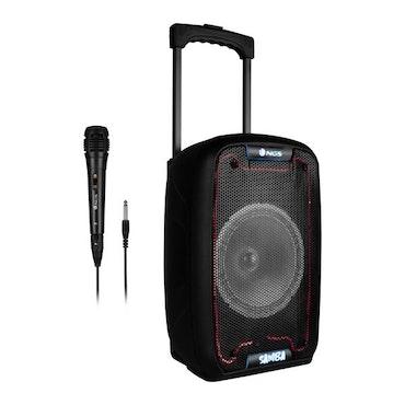 Bärbar Bluetooth Högtalare NGS WildSamba 30W Svart
