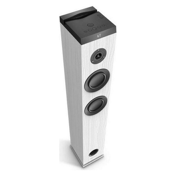 Ljudtorn med Bluetooth Energy Sistem Tower 5 G2 Ivory 65W Vit