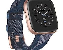 "Smartklocka Fitbit Versa 2 SE 1,4"" AMOLED WiFi 165 mAh"