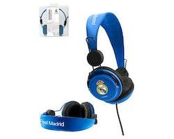 Diademhörlurar Real Madrid C.F. Blå